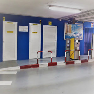 Aseos en Parking Vibelsa en Murcia centro